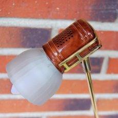 Vintage: LAMPARA FLEXO SOBREMESA MARCA ROGU, VALENCIA.. Lote 128790907