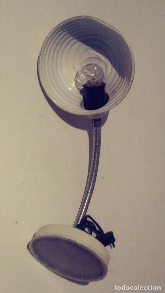 Vintage: LAMPARA DE ESCRITORIO - Foto 4 - 130778532