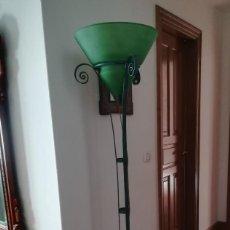 Vintage: LÁMPARA DE PIE.. Lote 131013900