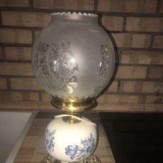Vintage: LAMPARA VINTAGE PORCELANA. Lote 132736630