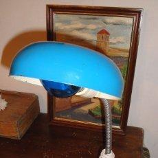 Vintage: LAMPARA MESA FLEXO RETRO VINTAGE AÑOS 60. Lote 66794114
