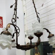 Vintage: LAMPARA TECHO VINTAGE. Lote 134744563