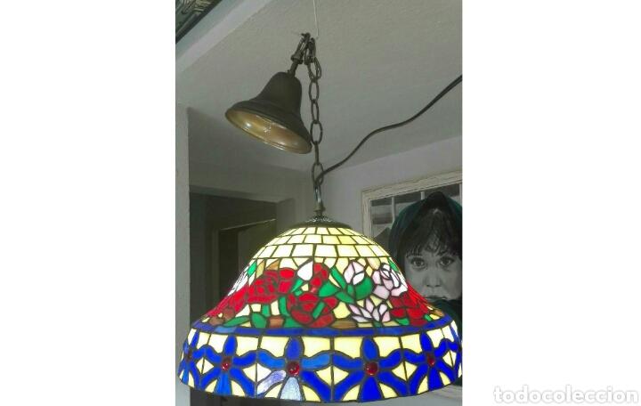 Vintage: Lámpara de techo ( Estilo Tiffany) - Foto 4 - 135598093