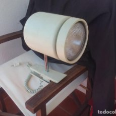 Vintage: LAMPARA O FOCO DE SUJECIÓN POR PINZA, INDUSTRIAL. RETRO VINTAGE.. Lote 135640599