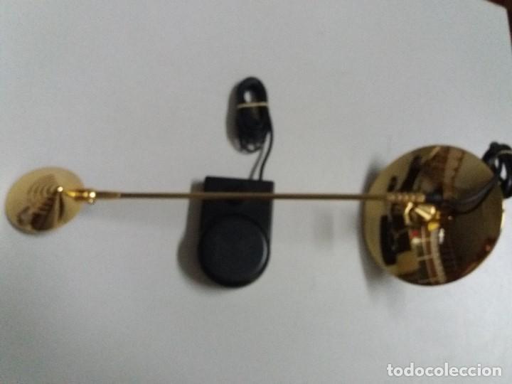 Vintage: LAMPARA DE SOBRE MESA HALOGENA DE DOS INTENSIDADES MARCA FASE - Foto 5 - 135730643