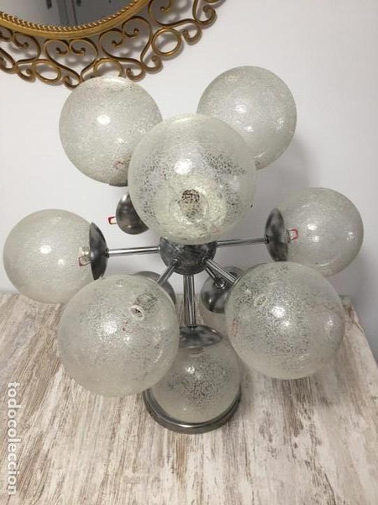 Vintage: LAMPARA SPUTNIK VINTAGE SPACE AGE - Foto 2 - 137344194