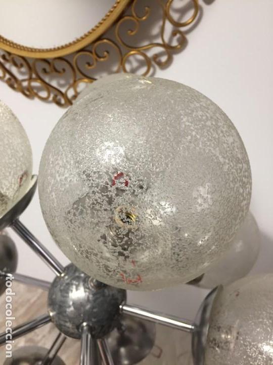 Vintage: LAMPARA SPUTNIK VINTAGE SPACE AGE - Foto 3 - 137344194