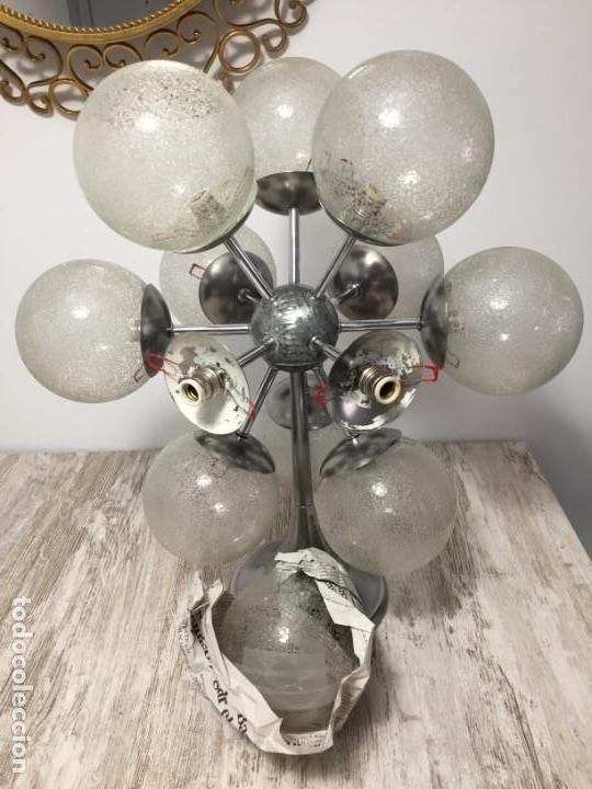 Vintage: LAMPARA SPUTNIK VINTAGE SPACE AGE - Foto 6 - 137344194