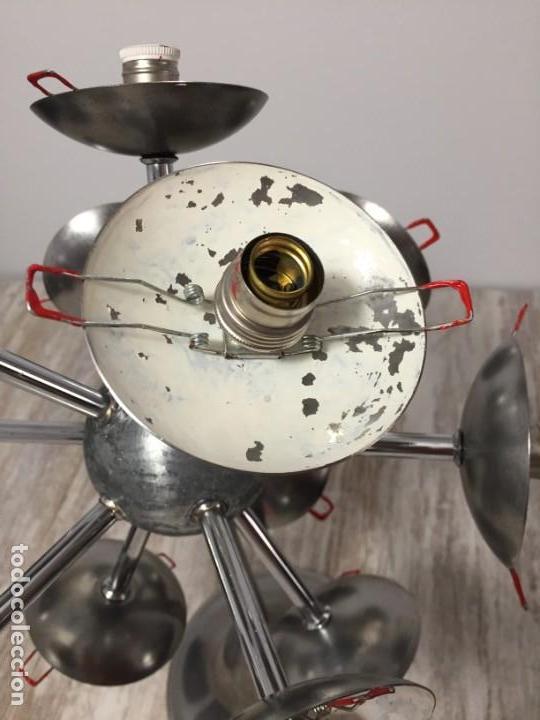 Vintage: LAMPARA SPUTNIK VINTAGE SPACE AGE - Foto 18 - 137344194