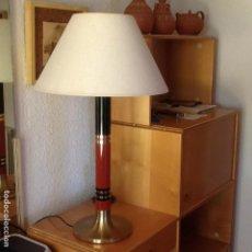 Vintage: LAMPARA DE SOBREMESA VINTAGE. Lote 138972218