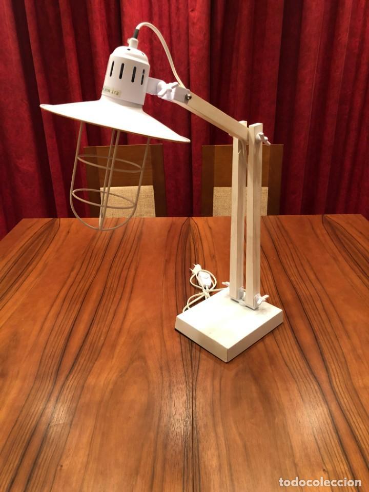 LAMPARA SOBREMESA (Vintage - Lámparas, Apliques, Candelabros y Faroles)
