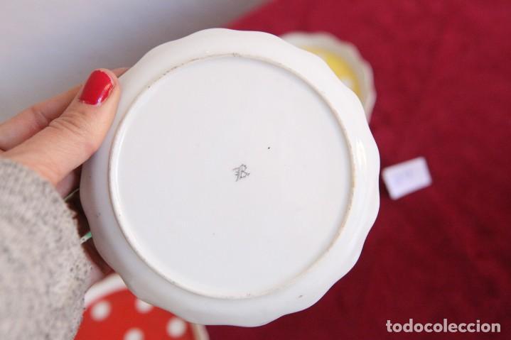 Vintage: Lampara de porcelana - Foto 4 - 139604170