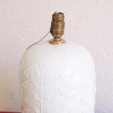 Vintage: LAMPARA DE PORCELANA . Lote 139604170