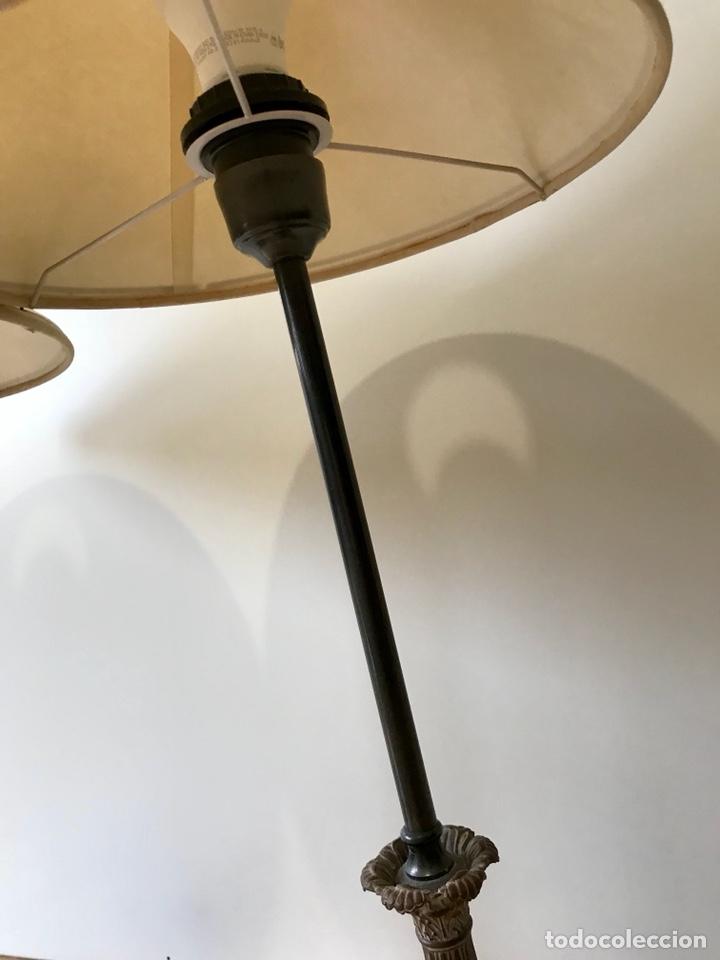 Vintage: Pareja de lámparas de sobremesa vintage. - Foto 6 - 139795609