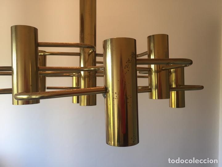 Vintage: Lámpara gaetano sciolari - Foto 2 - 140422997