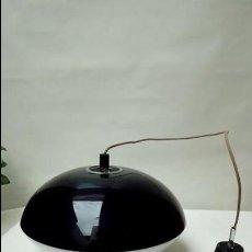 Vintage: LAMPARA DE TECHO AÑOS 70. Lote 140613606