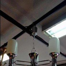 Vintage: LAMPARA DE TECHO AÑOS 70. Lote 140615142