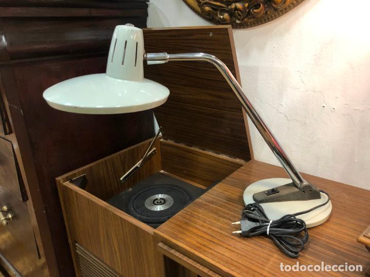 Vintage: PRECIOSA LAMPARA FASE DE ESTUDIO EN PERFECTO ESTADO - Foto 4 - 140938986