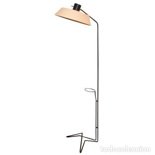 Vintage: Lámpara vintage años 50 Francia Guariche Mouille Boris Lacroix Michel Buffet Lunel - Foto 11 - 141587558