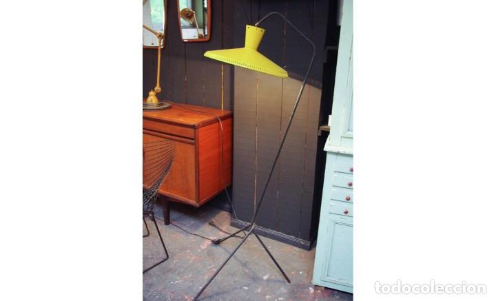Vintage: Lámpara vintage años 50 Francia Guariche Mouille Boris Lacroix Michel Buffet Lunel - Foto 24 - 141587558