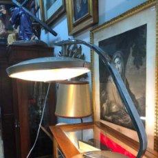 Vintage: ANTIGUA LAMPARA FASE DE ESTUDIO. Lote 142328050