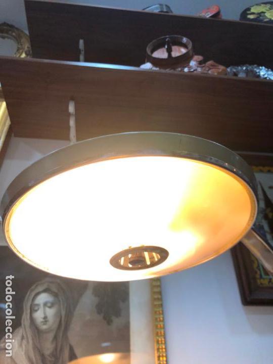 Vintage: ANTIGUA LAMPARA FASE DE ESTUDIO - Foto 5 - 142328050