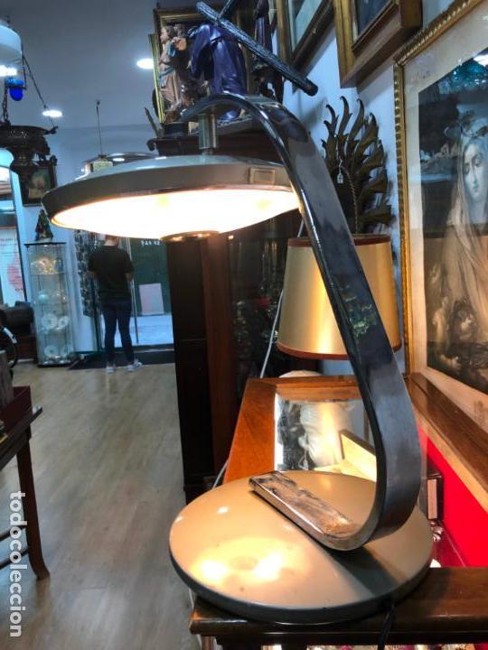 Vintage: ANTIGUA LAMPARA FASE DE ESTUDIO - Foto 7 - 142328050