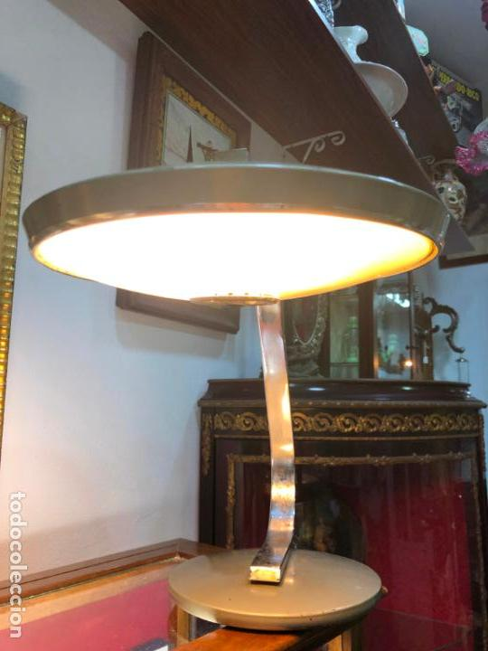 Vintage: ANTIGUA LAMPARA FASE DE ESTUDIO - Foto 12 - 142328050