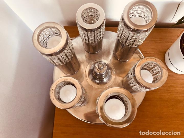 Vintage: Antigua lampara de diseño de techo o sobremesa años 70s Retro vintage - Foto 5 - 142391660