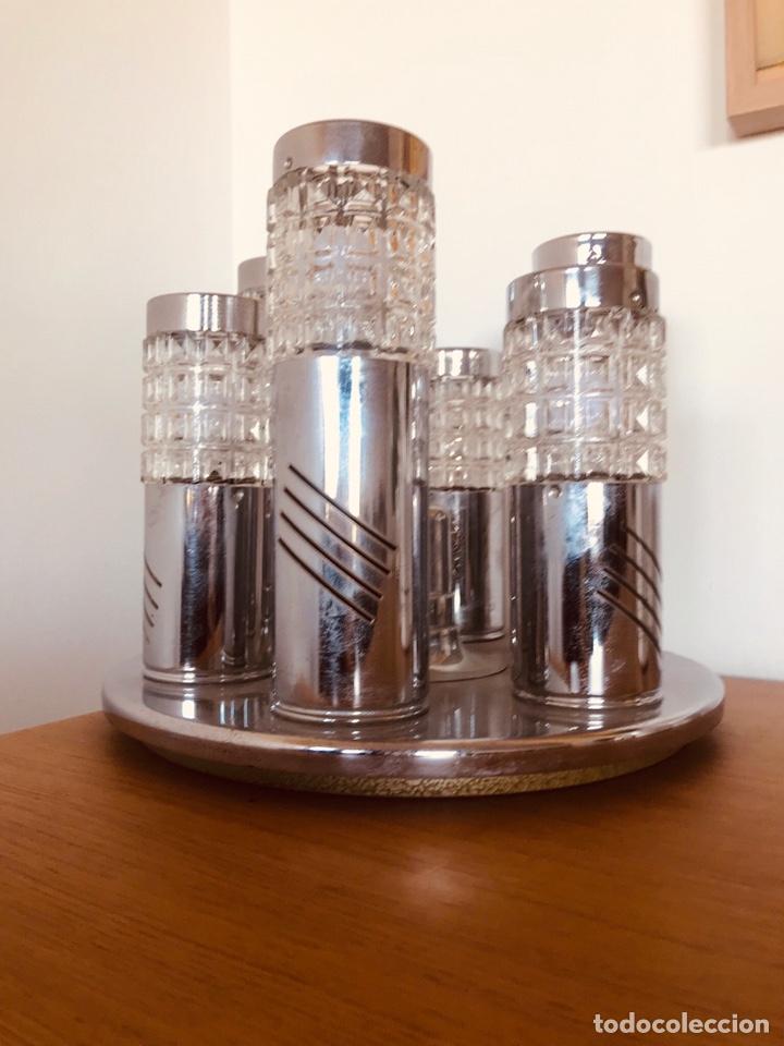 Vintage: Antigua lampara de diseño de techo o sobremesa años 70s Retro vintage - Foto 6 - 142391660