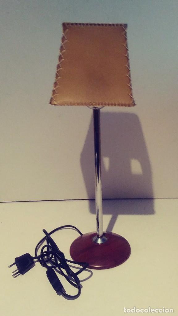 pantalla lampara lampara pergamino pantalla de pergamino lampara mesa mesa de tsrCBoQdxh