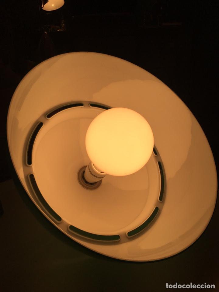 Vintage: Lámpara techo original metalarte-space age - Foto 9 - 143661356