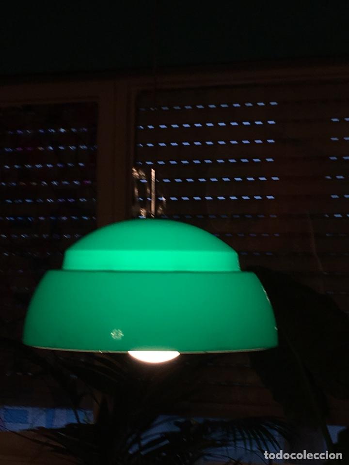 Vintage: Lámpara techo original metalarte-space age - Foto 12 - 143661356