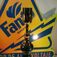 Vintage: PRECIOSO PIE DE LAMPARA VINTAGE EN CERAMICA VIDRIADA.43 CM. Lote 144149270
