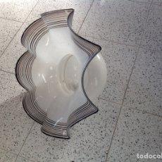 Vintage: OPALINA TIPO FLOR,GRANDE. Lote 144195753