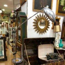 Vintage: FANTASTICA LAMPARA DE DISEÑO T-PONS AÑOS 60/70 SPACE - MEDIDA ALTO ABIERTA 196X135 CM - VINTAGE. Lote 144831474