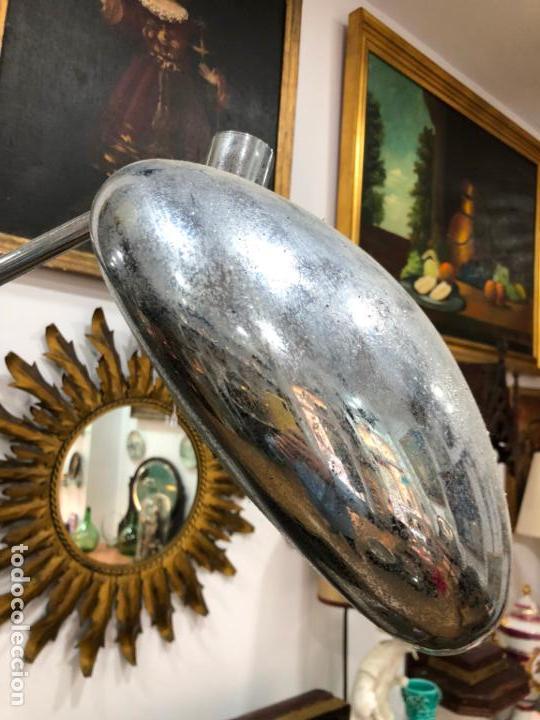 Vintage: FANTASTICA LAMPARA DE DISEÑO T-PONS AÑOS 60/70 SPACE - MEDIDA ALTO ABIERTA 196X135 CM - VINTAGE - Foto 2 - 144831474