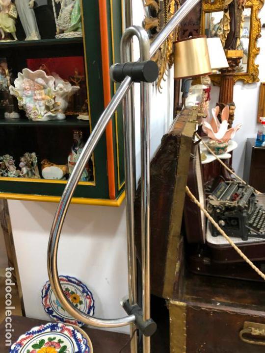 Vintage: FANTASTICA LAMPARA DE DISEÑO T-PONS AÑOS 60/70 SPACE - MEDIDA ALTO ABIERTA 196X135 CM - VINTAGE - Foto 7 - 144831474