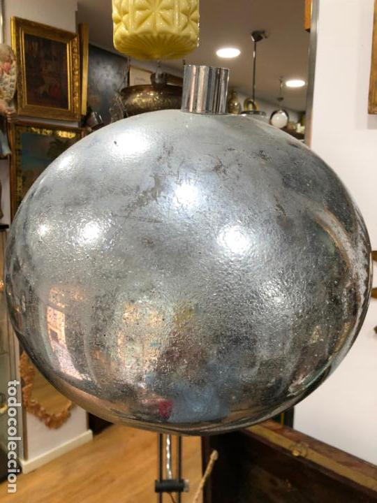 Vintage: FANTASTICA LAMPARA DE DISEÑO T-PONS AÑOS 60/70 SPACE - MEDIDA ALTO ABIERTA 196X135 CM - VINTAGE - Foto 11 - 144831474