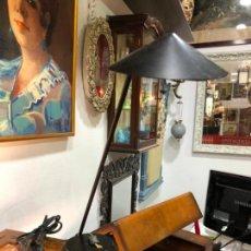 Vintage: LAMPARA FASE DE ESTUDIO - MEDIDA 36X30 CM. Lote 144862842
