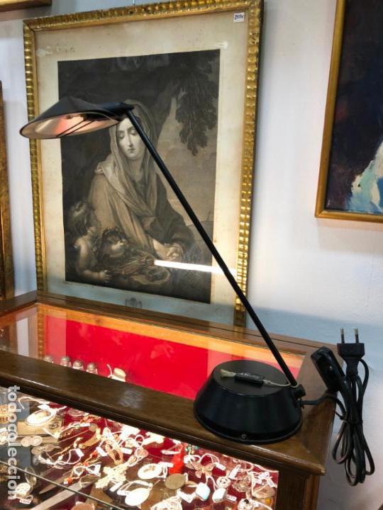 Vintage: LAMPARA FASE DE ESTUDIO - MEDIDA 36X30 CM - Foto 4 - 144862842
