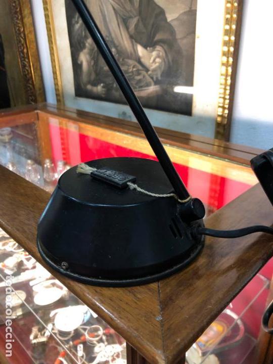 Vintage: LAMPARA FASE DE ESTUDIO - MEDIDA 36X30 CM - Foto 5 - 144862842