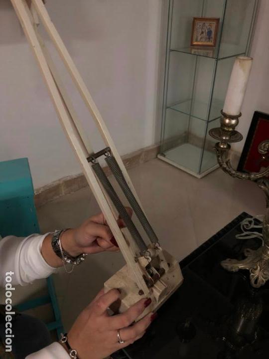 Vintage: GRAN LAMPARA FLEXO DE MESA AÑOS 60/70 - MEDIDA 110X47 CM - VINTAGE - Foto 3 - 144902366