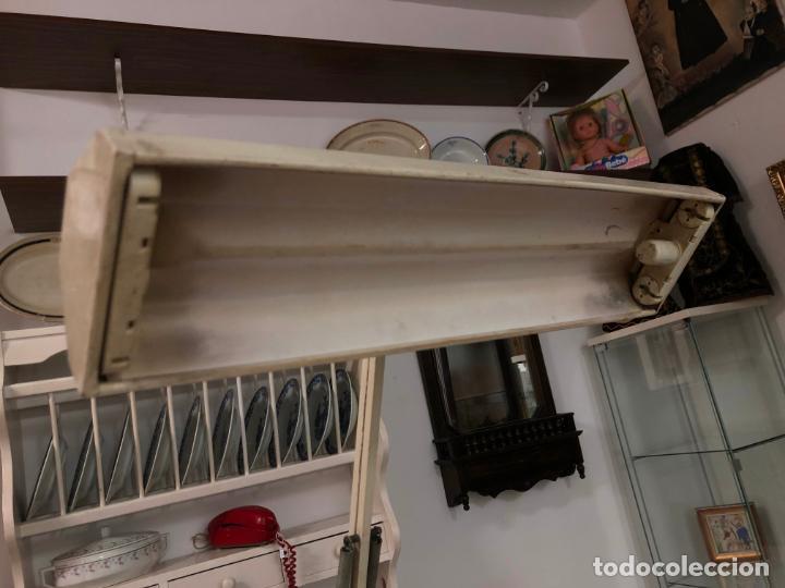Vintage: GRAN LAMPARA FLEXO DE MESA AÑOS 60/70 - MEDIDA 110X47 CM - VINTAGE - Foto 7 - 144902366