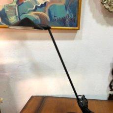 Vintage: LAMPARA FASE DE ESTUDIO - MEDIDA 36X30 CM. Lote 144929458