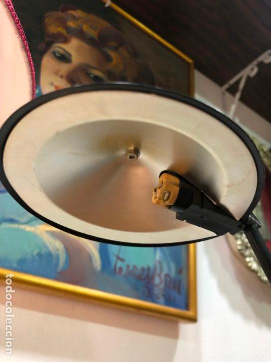 Vintage: LAMPARA FASE DE ESTUDIO - MEDIDA 36X30 CM - Foto 4 - 144929458