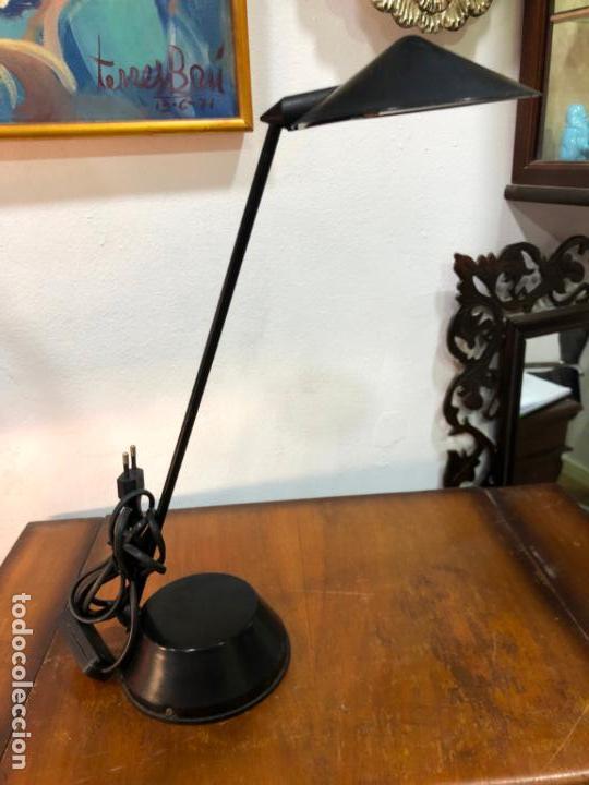 Vintage: LAMPARA FASE DE ESTUDIO - MEDIDA 36X30 CM - Foto 7 - 144929458