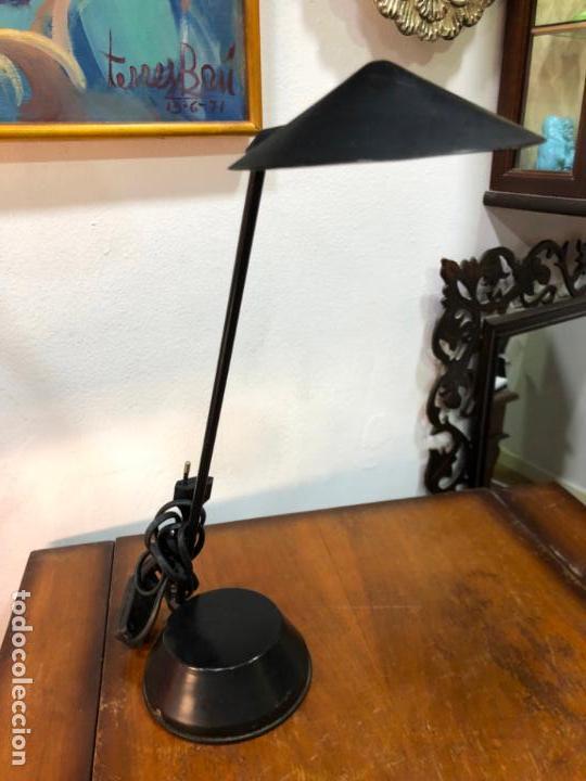Vintage: LAMPARA FASE DE ESTUDIO - MEDIDA 36X30 CM - Foto 9 - 144929458