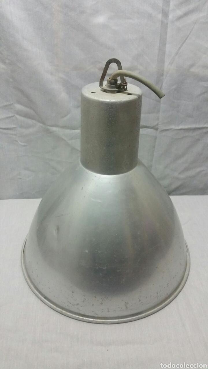 Vintage: Focos gran medida de techo industriales de aluminio - Foto 2 - 146459961