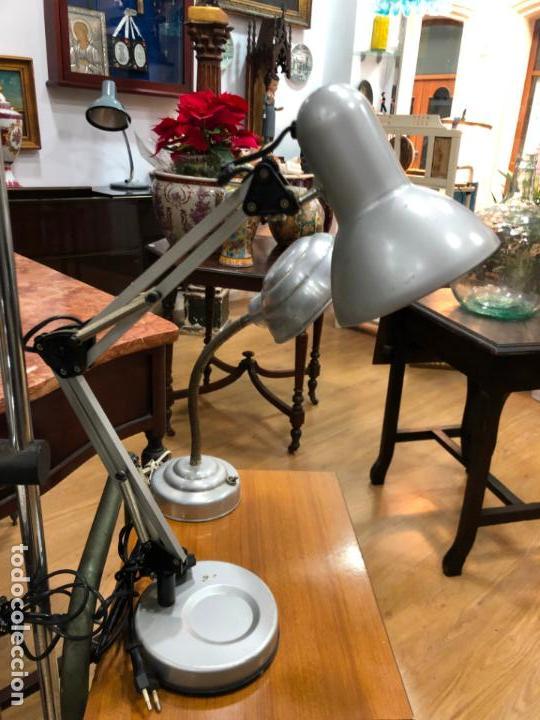 Vintage: LAMPARA DE ESTUDIO VINTAGE - Foto 4 - 146937150